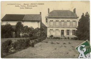 Maison Legret-Vignon - F.Gérard