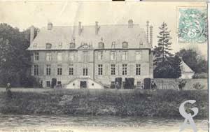 Le château- Nadine Gilbert