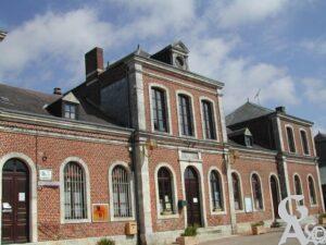 La Mairie - Guy Destrée