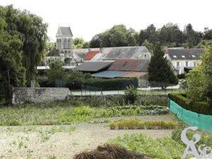 Panorama depuis le chemin du Moulin Brûlé - Agnès Argot