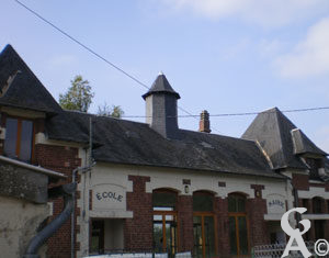 La mairie-école- Sébastien Sartori