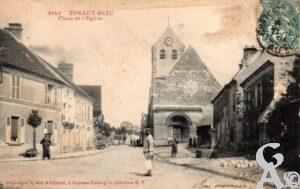 Place de l'église - Gauthier LANGLOIS