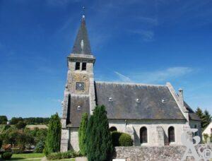 Eglise Saint-Luc - M. Rheinart