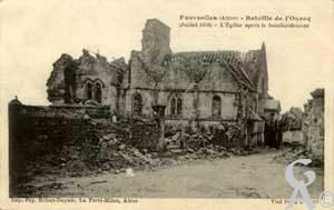 L'église après 1918- Christiane Brenu