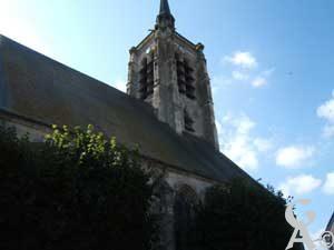 L'église- Olivier Dufour