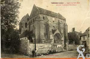 L'église- Nadine Gilbert