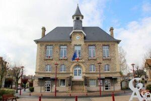 Place de la mairie -A.Demolder