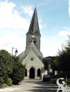 Eglise Saint-Pierre - Agnès Argot