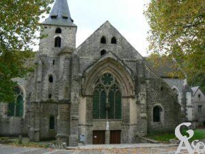 L'église-G.Destré