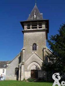 L'église- Jean-Jacques Cazier