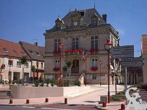 La Mairie.Claude Fauquembergue