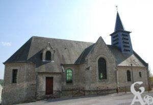 L'église St-Laurent - M.Rheinart