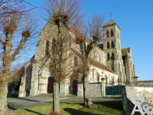 L'église - Jean-Pierre Brioux