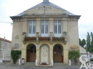 La mairie- M.Nivelet
