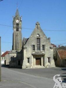 L'église - Jean-René Maillard