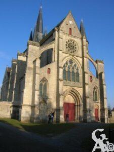 L'église- M.Nivelet