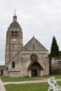 L'église - Genevieve Prevot