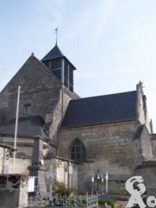 L'église - Photo : Sébastien Sartori