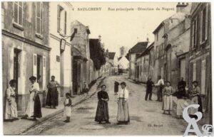 Rue principale-F.Gérard