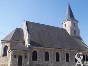 L'église-Sébastien Sartori