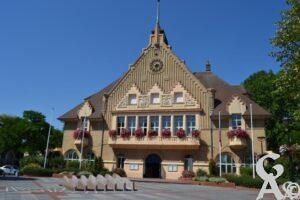L'Hôtel de Ville- M.Trannois