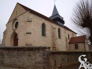 L'église - S. Linéatte