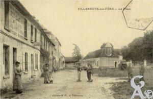 La place - F.Gérard