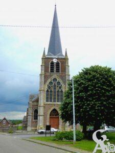L'église - W.Vaudron