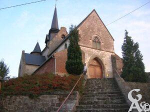 L'église-Photo : M.Nivelet