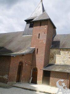L'église- M.Trannois