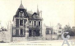 Guillaume II - Maison ou rèsida Guillaume II