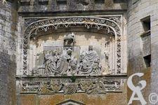 Fortifications et Château - Sculpture