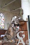 L'église - Une sculpture
