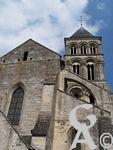 L'église - Vue du clocher