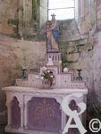 L'église - La Vierge et l'enfant
