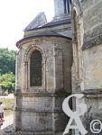 L'église - L'abside