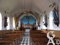 L'église - Vue générale