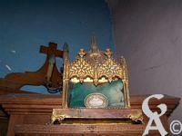 L'église - Le reliquaire