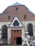L'église - L'entrée principale