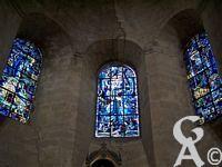 L'église - Vitraux