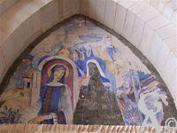 L'église - Fresque
