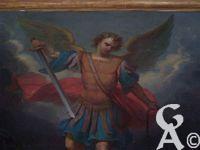 L'église - Une peinture