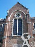 L'église - Les vitraux