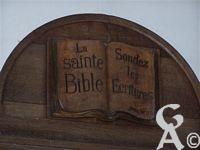 Le temple - La Sainte Bible