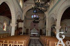 L'église - L'intérieur de l'église