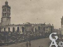 Les rues en ruines - Rue de la Sellerie  1