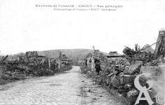 La Guerre - Rue principale.