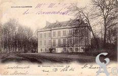 La maison Pommery - Le château avant 1914