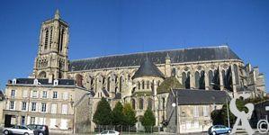 La cathédrale - Côté sud
