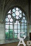 La cathédrale - Vitrail